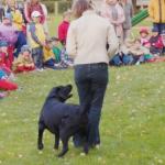Forest Fan Emma tööl lasteaias